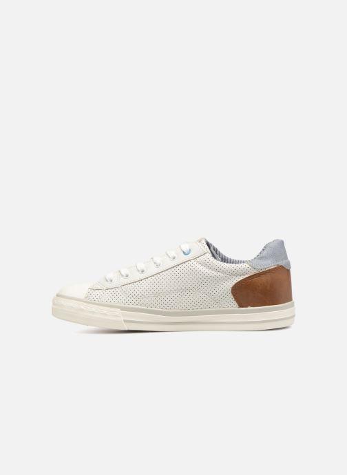 Sneakers Mustang shoes Miro Wit voorkant