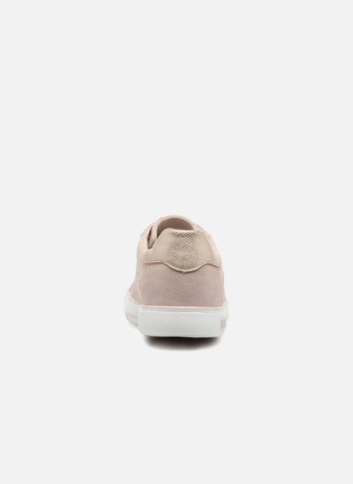 Baskets Mustang shoes Keira Rose vue droite