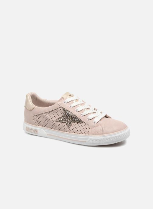 Baskets Mustang shoes Keira Rose vue détail/paire