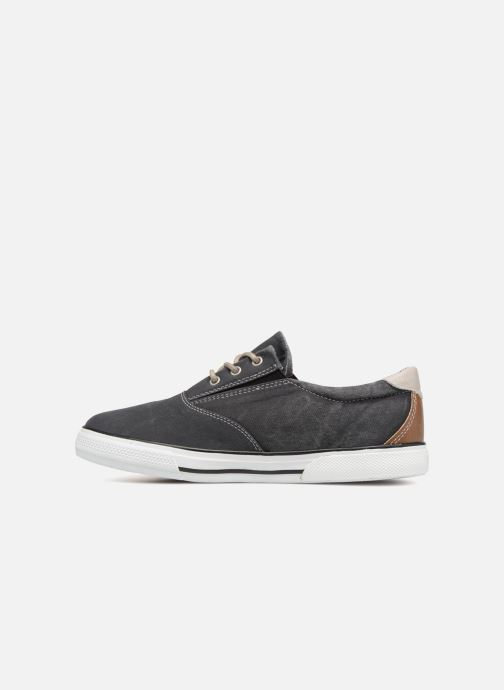 Sneakers Mustang shoes Jorg Azzurro immagine frontale