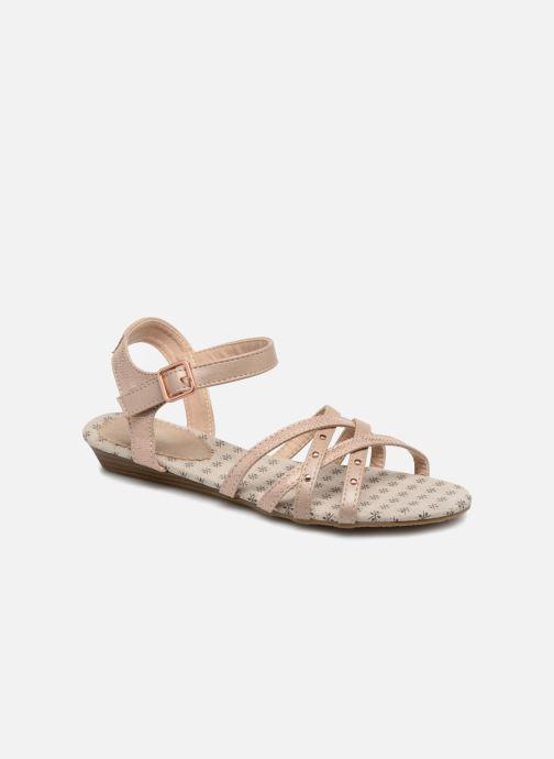 Sandales et nu-pieds Mustang shoes Anina Rose vue détail/paire