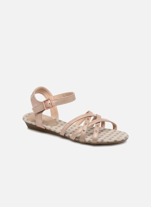 Sandalen Mustang shoes Anina rosa detaillierte ansicht/modell