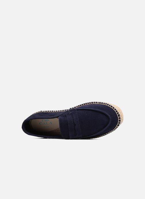 bleu Chez 1789 Espadrilles 323238 Marina Leather Cala wqnzzptXv