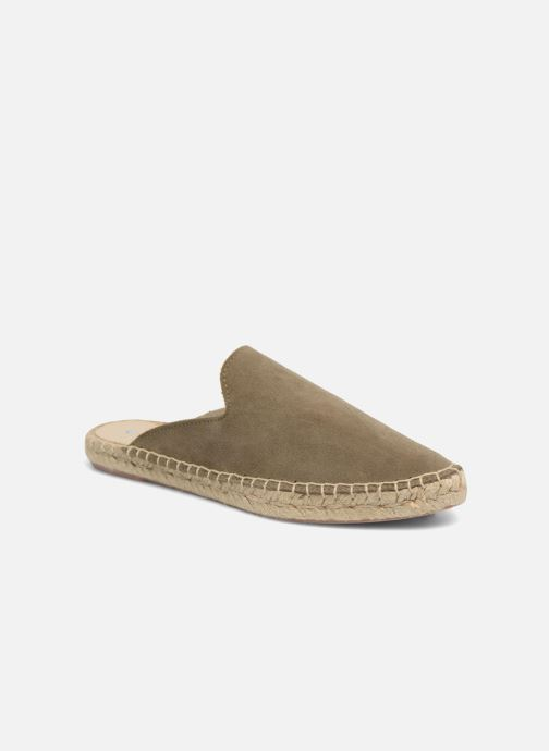 Espadrilles Damen Mala Leather
