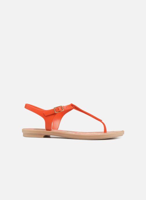 Sandales et nu-pieds Grendha Romantic II Sandal Orange vue derrière