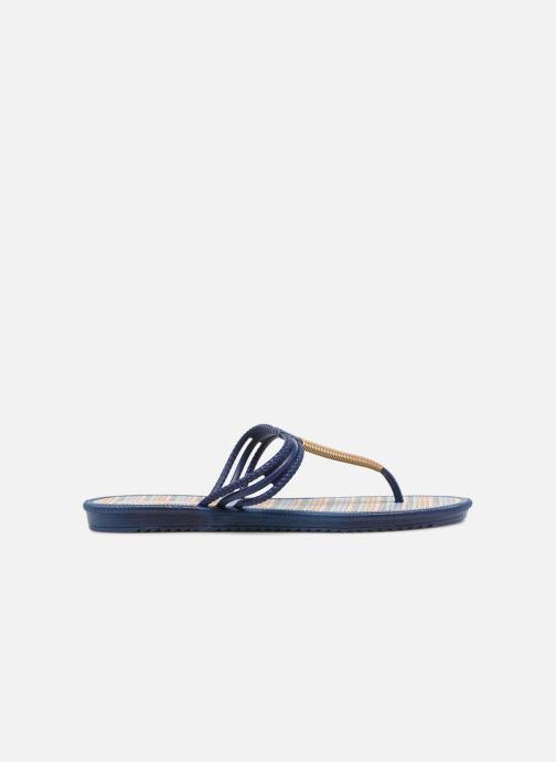 Slippers Grendha Riviera II Thong Blauw achterkant