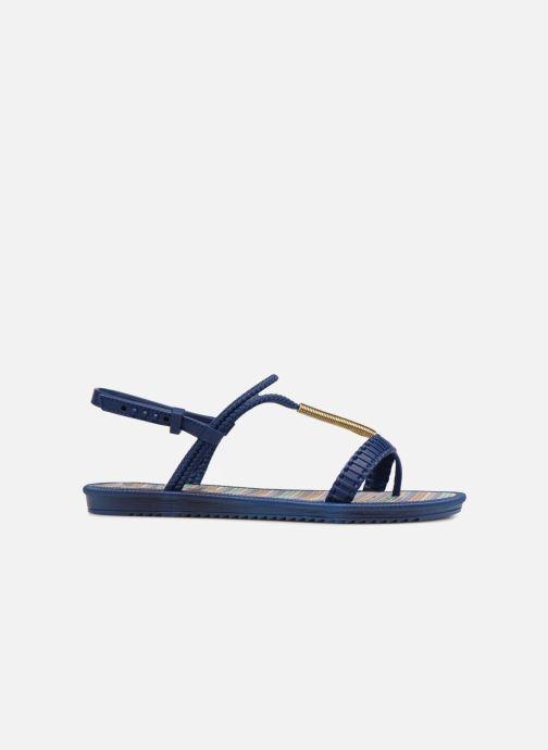 Sandalias Grendha Riviera II Sandal Azul vistra trasera