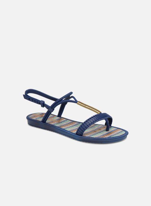 Sandalias Grendha Riviera II Sandal Azul vista de detalle / par
