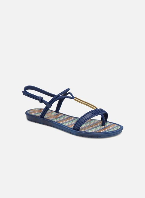 Sandales et nu-pieds Grendha Riviera II Sandal Bleu vue détail/paire