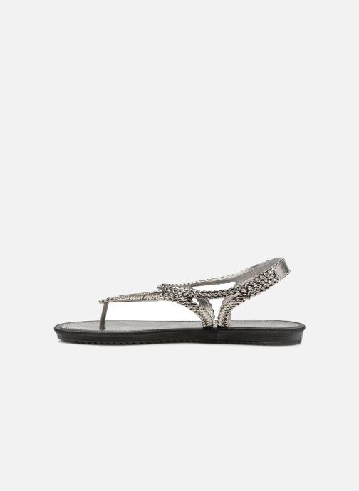 Sandales et nu-pieds Grendha Riviera III Sandal Noir vue face