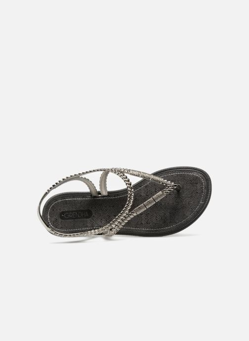 Sandales et nu-pieds Grendha Riviera III Sandal Noir vue gauche