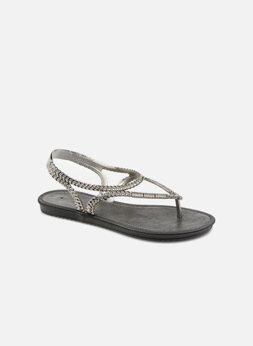 Sandales et nu-pieds Grendha Riviera III Sandal Noir vue détail/paire