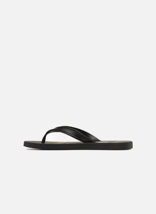 Flip flops Rider Shape Mix Thong AD H Black front view