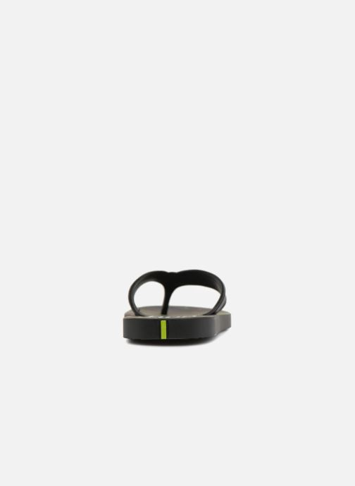 Flip flops Rider Shape Mix Thong AD H Black view from the right