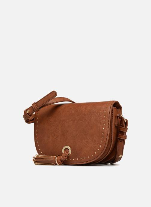 Handtassen Georgia Rose Julia Bruin model