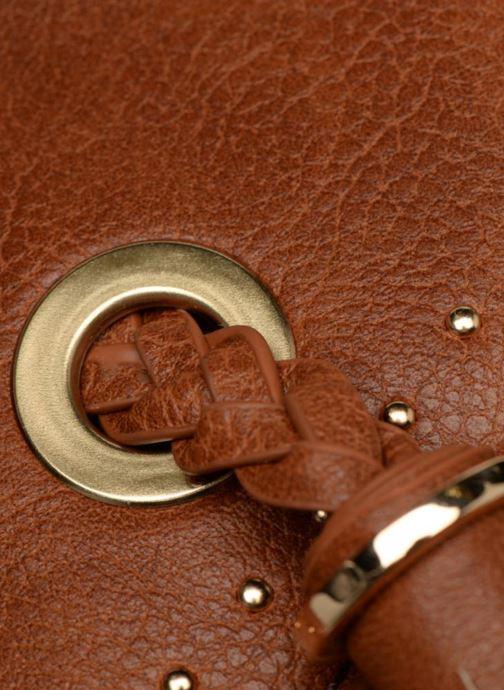 Handtaschen Georgia Rose Julia braun ansicht von links
