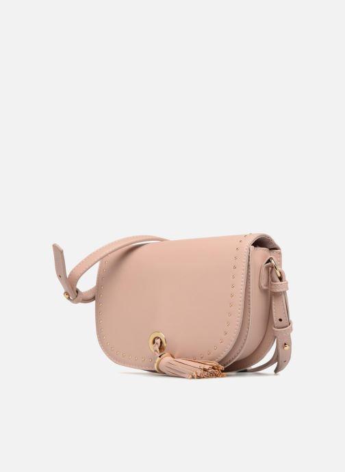 Handtaschen Georgia Rose Julia rosa schuhe getragen