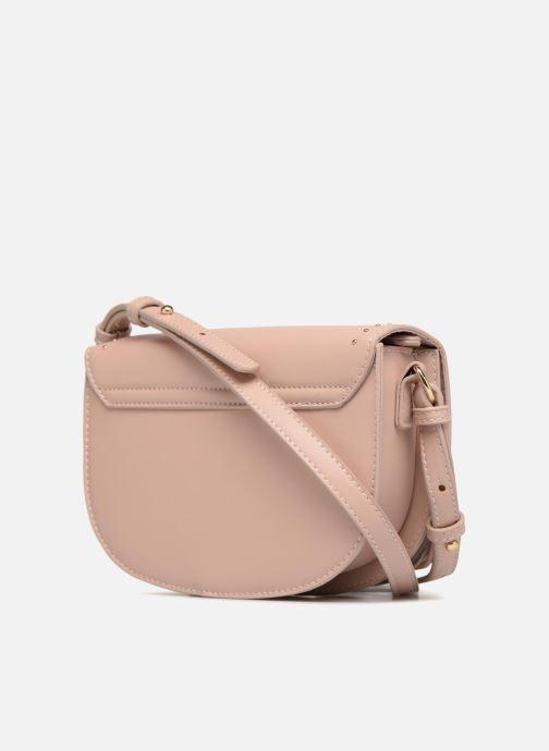 Handtaschen Georgia Rose Julia rosa ansicht von rechts