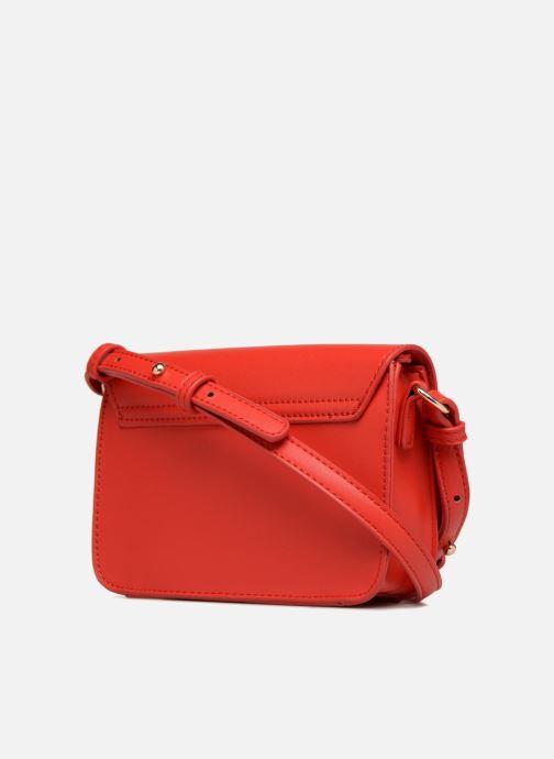 Handtaschen Georgia Rose Juliette rot ansicht von rechts