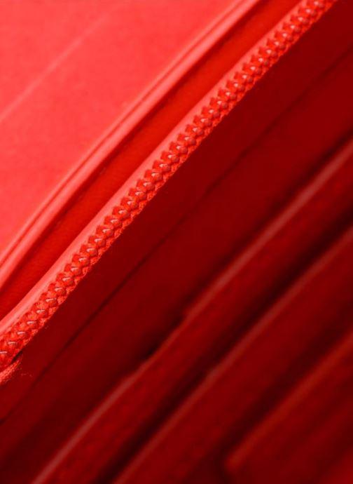 Handtaschen Georgia Rose Juliette rot ansicht von hinten
