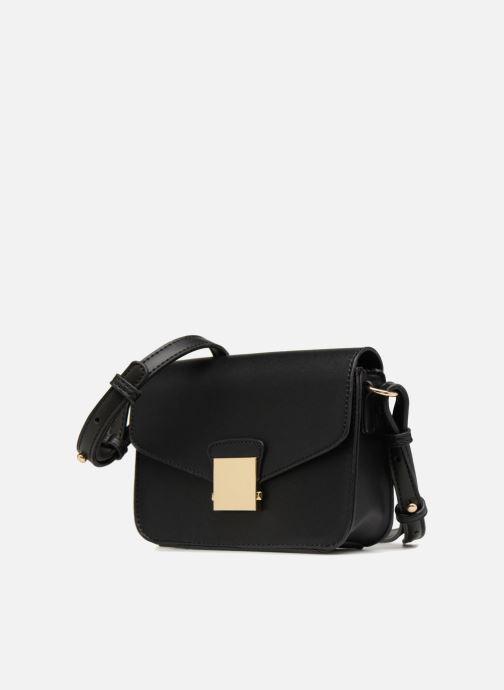 Handtaschen Georgia Rose Juliette schwarz schuhe getragen