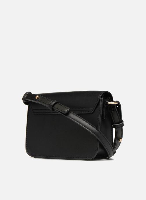 Handtaschen Georgia Rose Juliette schwarz ansicht von rechts