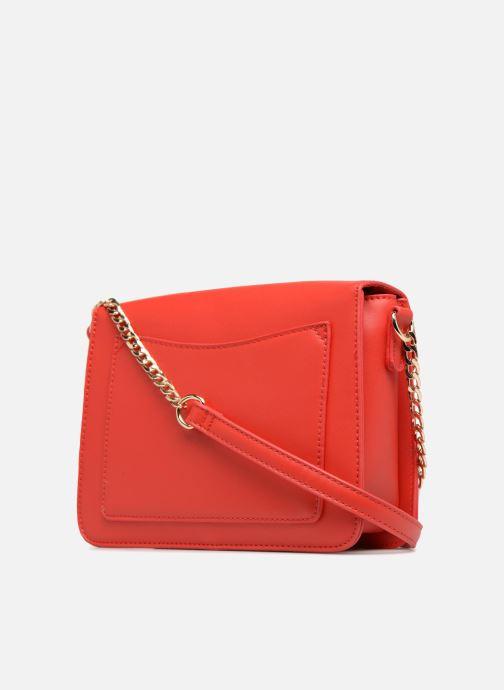 Handtaschen Georgia Rose Justine rot ansicht von rechts