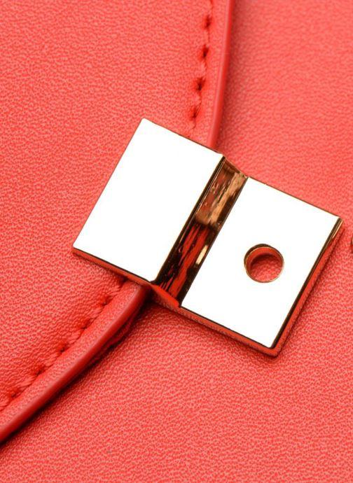 Bolsos de mano Georgia Rose Justine Rojo vista lateral izquierda