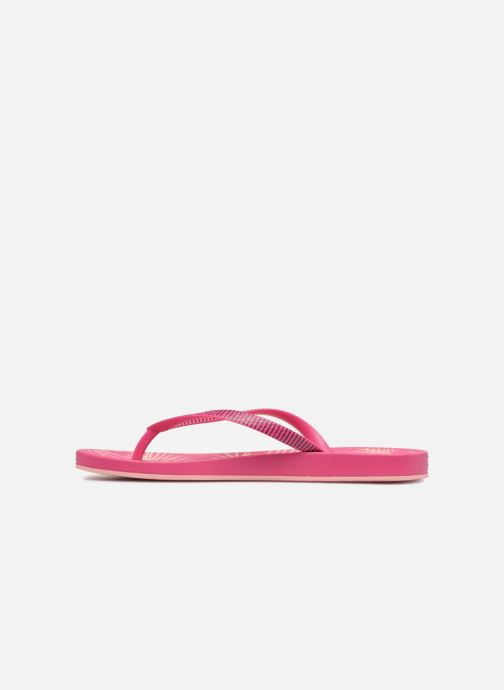 Chanclas Ipanema Anat Nature II Rosa vista de frente