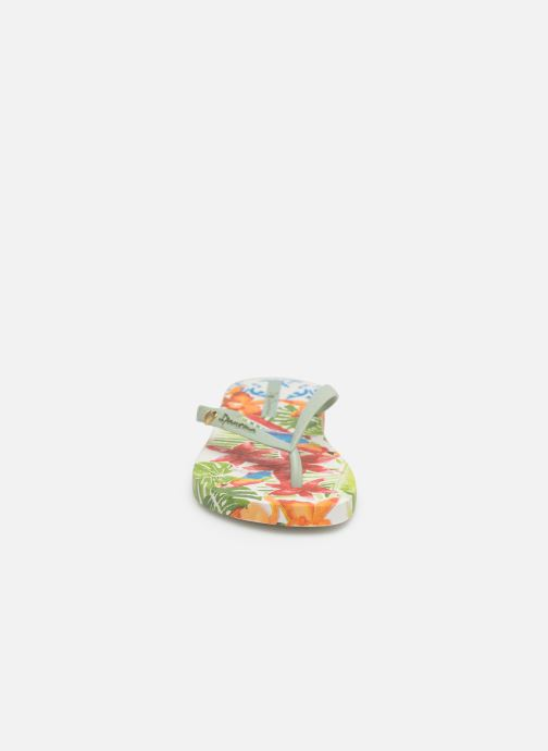Tongs Ipanema Summer Multicolore vue portées chaussures