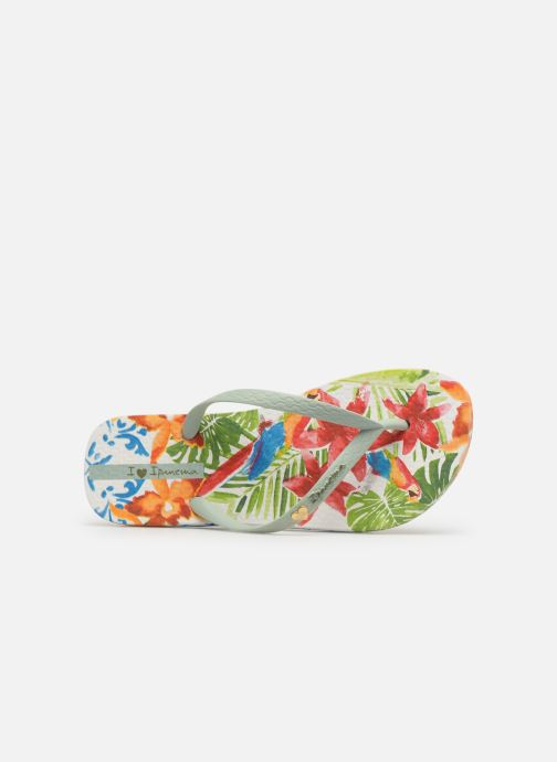 Flip flops Ipanema Summer Multicolor view from the left