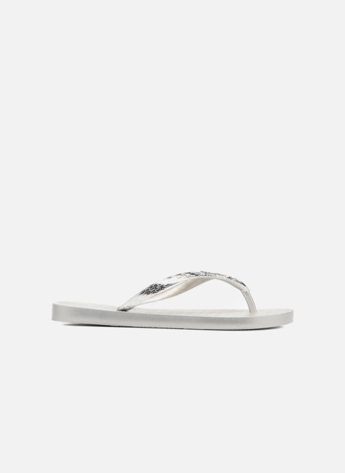Flip flops Ipanema Glam Silver back view