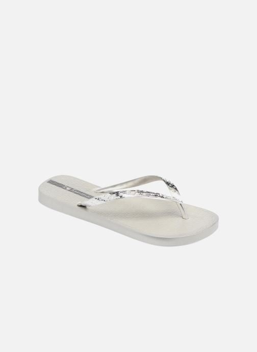 Flip flops Ipanema Glam Silver detailed view/ Pair view