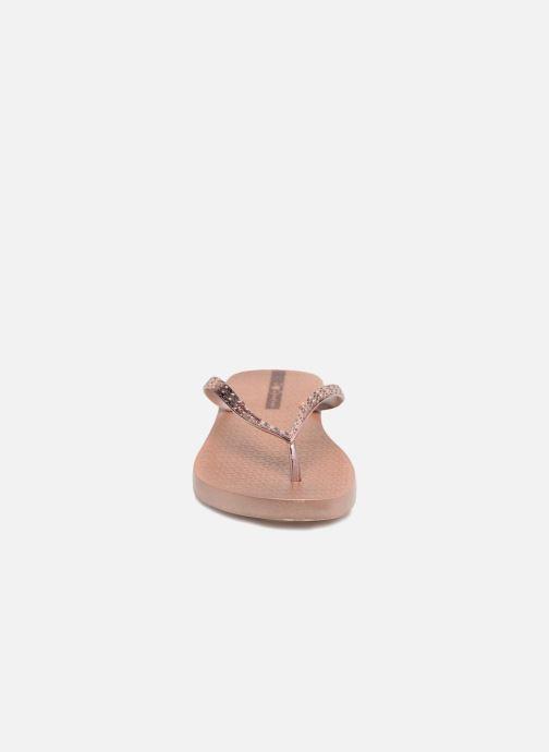 Slippers Ipanema Glam Goud en brons model