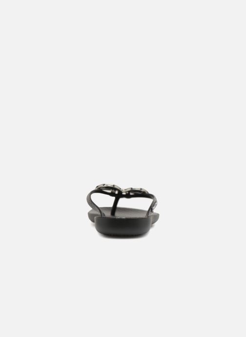 Slippers Ipanema Maxi Fashion II Zwart rechts
