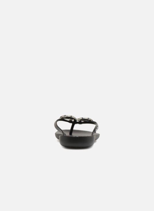 Zehensandalen Ipanema Maxi Fashion II schwarz ansicht von rechts