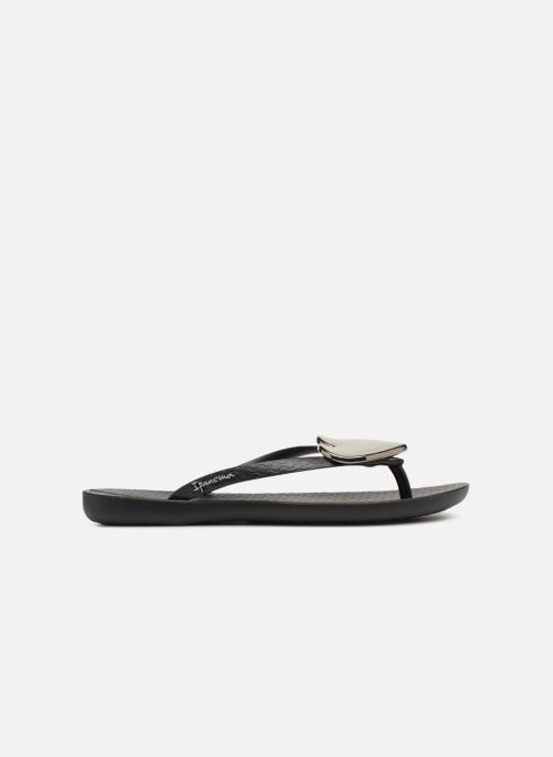 Chanclas Ipanema Maxi Fashion II Negro vistra trasera