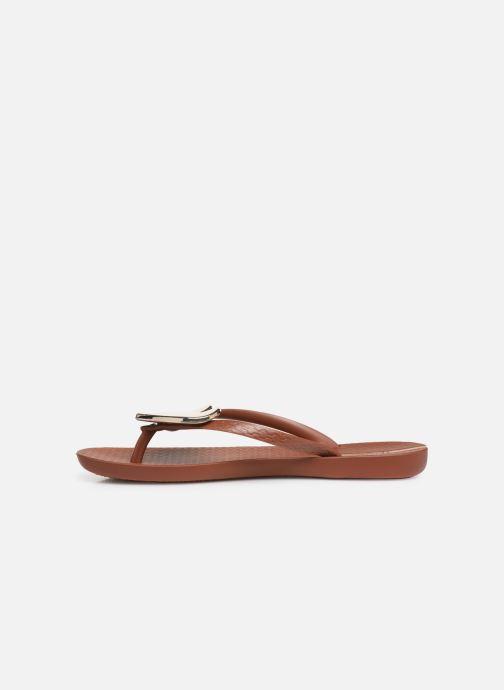 Slippers Ipanema Maxi Fashion II Bruin voorkant