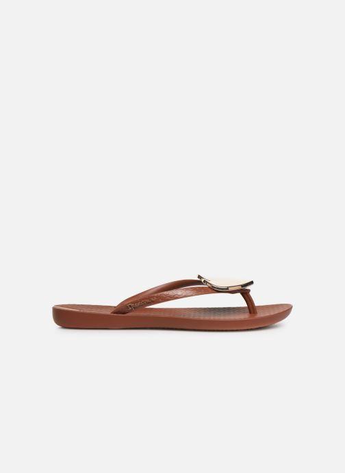 Slippers Ipanema Maxi Fashion II Bruin achterkant