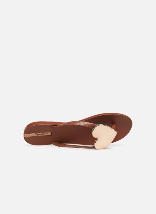 Slippers Ipanema Maxi Fashion II Bruin links