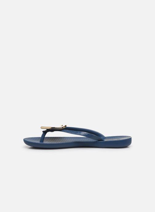 Zehensandalen Ipanema Maxi Fashion II blau ansicht von vorne