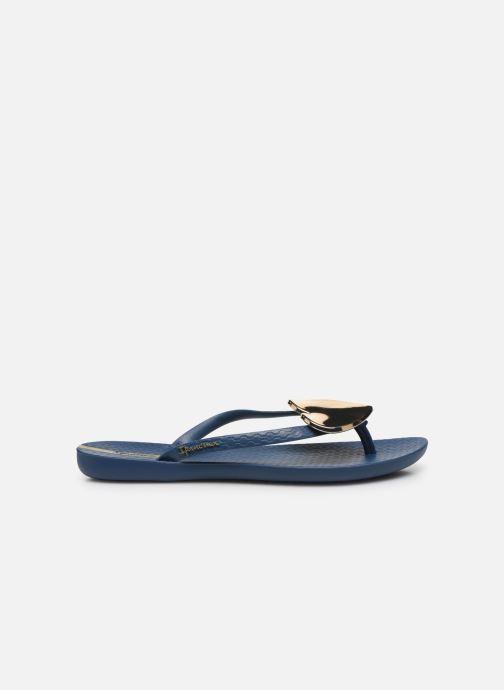 Tongs Ipanema Maxi Fashion II Bleu vue derrière