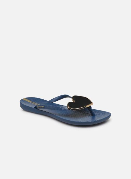 Tongs Ipanema Maxi Fashion II Bleu vue détail/paire