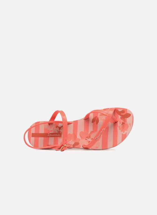 Fashion V Pink pieds Ipanema Sandales orange Et Sandal Nu nkXNO8w0PZ
