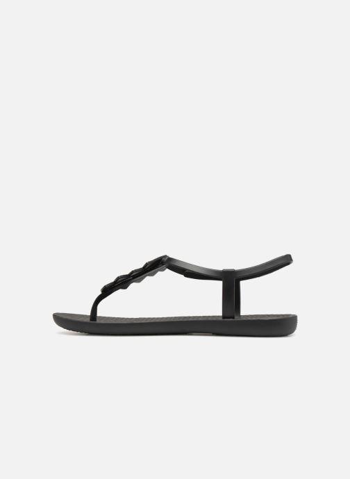 Sandales et nu-pieds Ipanema Class Glam II Noir vue face