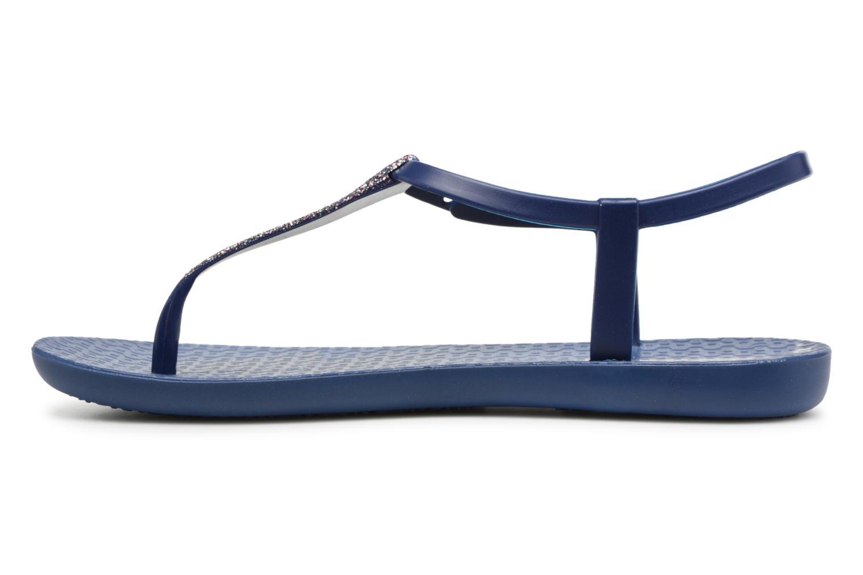 Sandalen Ipanema Class Pop II blau ansicht von vorne