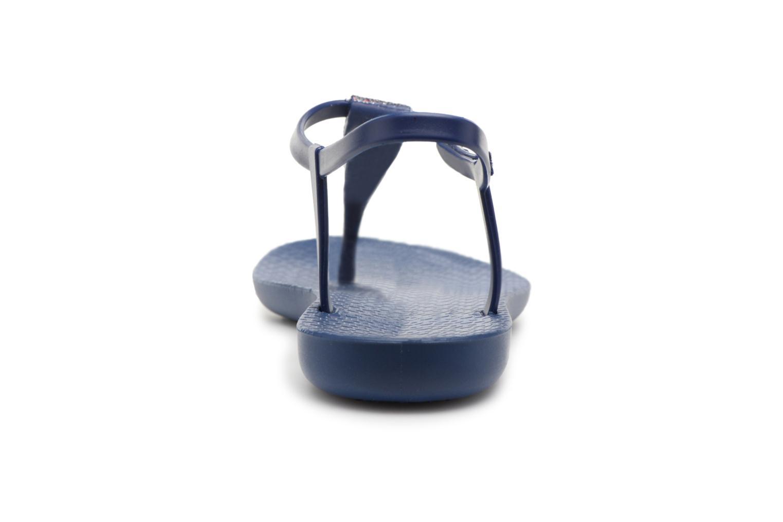 Sandalen Ipanema Class Pop II blau ansicht von rechts
