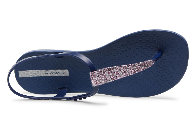 Sandalen Ipanema Class Pop II blau ansicht von links