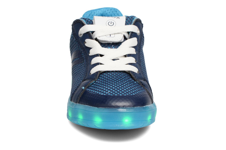 Sneakers Geox J Kommodor B.A J825Pa Blauw model