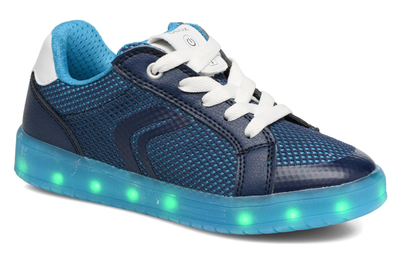 Sneakers Geox J Kommodor B.A J825Pa Blauw detail